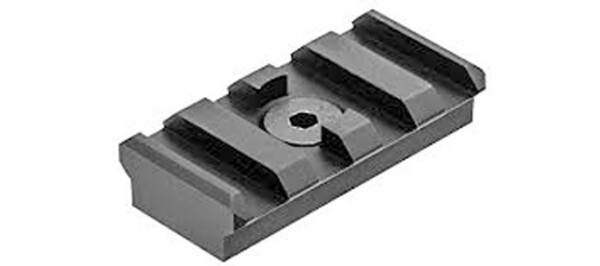 UTG M-LOK 4-Slot Picatinny Rail