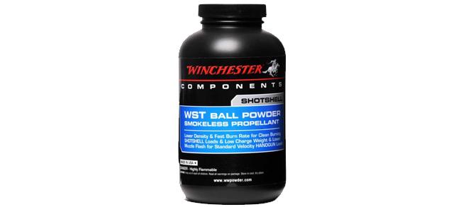 WINCHESTER SUPER TARGET (WST) Smokeless Gun Powder - 1LB