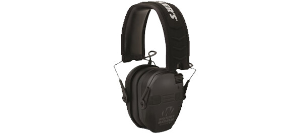 Walker's Razor Comm, Slim Shooter Electronic Muffs with Bluetooth