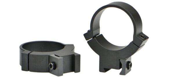 Warne Maxima 30mm High Matte Scope Rings 732M