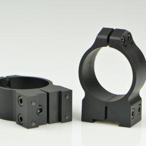 Warne Maxima 30mm Medium Matte Scope Rings 14B1M for CZ 527 Fixed