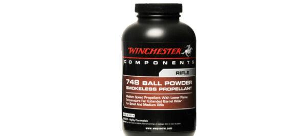 Winchester 748 Smokeless Gun Powder - 1LB