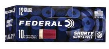 Federal Mini Shell 12g 1 3/4″ Qty: 10