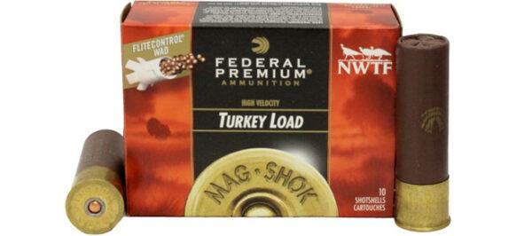Federal Premium 20 GA 3 IN 1 5/6 oz 5 shot High Velocity Turkey Load