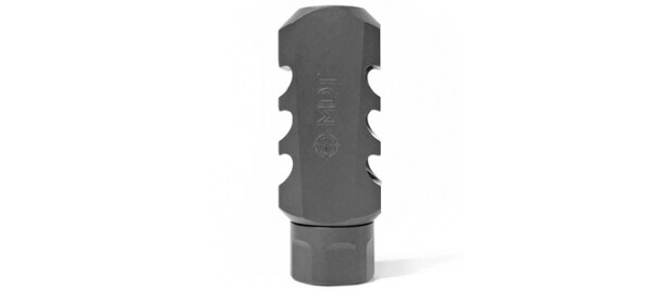 MDT ELITE MUZZLE BRAKE .223 REM 1/2X2