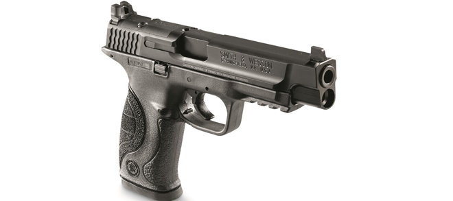 S&W M&P9L Pro Series C.O.R.E W/10 RD Mag