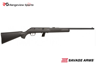 Savage Model 64F Rifle, Semi-Auto .22 LR rangeviewsports canada
