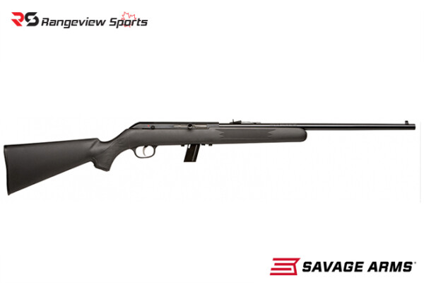 Savage Model 64F Rifle, Semi-Auto .22 LR rangeviewsports canada