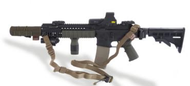 TAB Gear Carbine Sling - No Attachments, Black