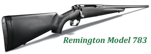 Remington 783 Bolt Action, 308 Win - Rangeview Sports Canada