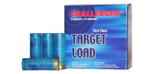 Challenger 12GA 3DR #7 1/2 Handicap 200pk