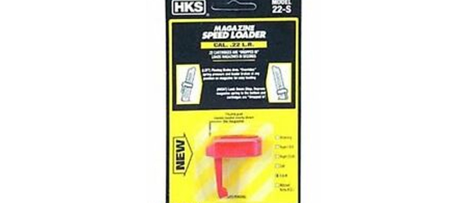 HKS Magazine Speed Loader, Model 22-S for Smith & Wesson