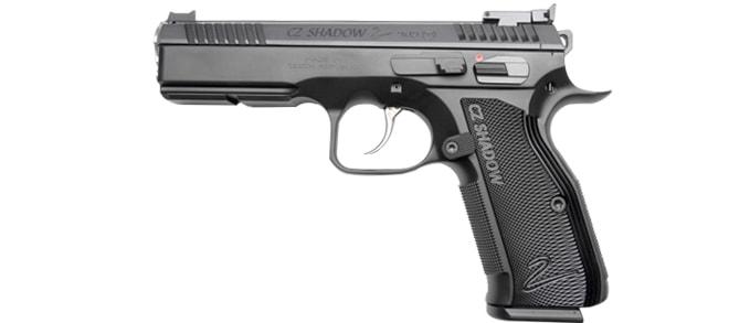 CZ SHADOW 2 CUSTOM ACCU 2 9mm Pistol