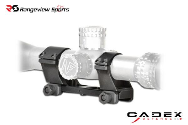 Cadex Defense Unitized Scope Ring 34mm Rangeviewsports Canada