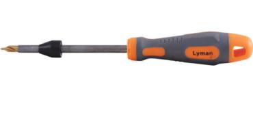 Lyman Flash Hole Uniforming Tool