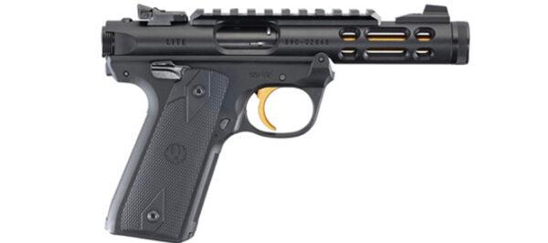 Ruger Mark IV 22/45 Lite Semi-Auto Pistol 22LR