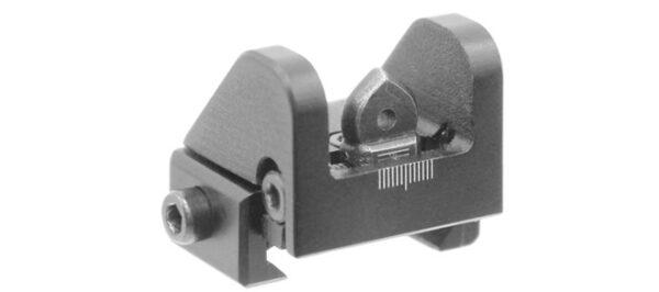 UTG Sub-Compact Rear Sight for Shotgun and .22 Rifles