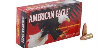 American Eagle 9mm Luger 124gr, FMJ, 1000rnd Case