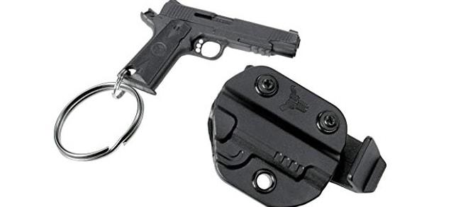 Blade-Tech Holster/Firearm Keychain - 1911