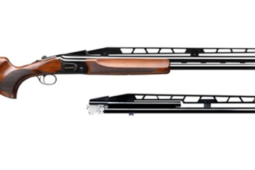 Canuck Trap Combo 12 Ga 2.75″, 32″ Double + Single Barrel Shotgun