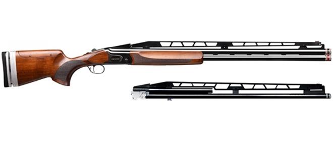 Canuck Trap Combo 12 Ga 2.75″, 32″ Double + Single Barrel Shotgun