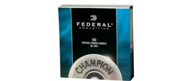 Federal 209A Shotshell Primers - 100/box