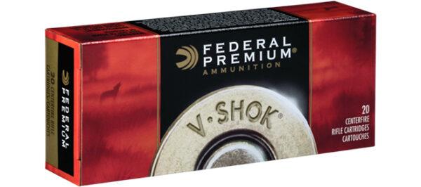 Federal Premium Vital-Shok 43 Gr, 223 Rem - 20/Box