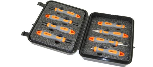 Lyman Universal Case Prep Accessory Tool Set