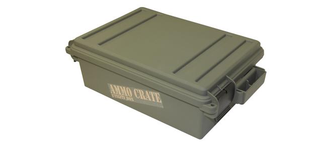 MTM Ammo Crate Utility Box 17.2 x 10.7 x 5.5
