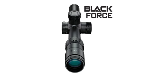 Nikon Black Force1000 1-4X24 IL SPEEDFORCE