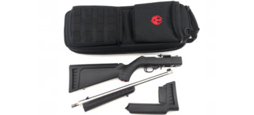 Ruger 10/22 Takedown, 22 LR Modular Synthetic, Stainless Barrel
