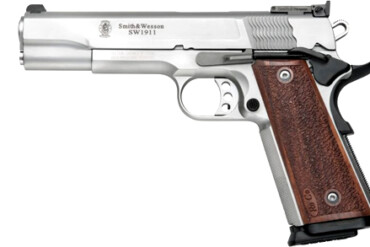 Smith And Wesson 1911 Pro Series 9 mm