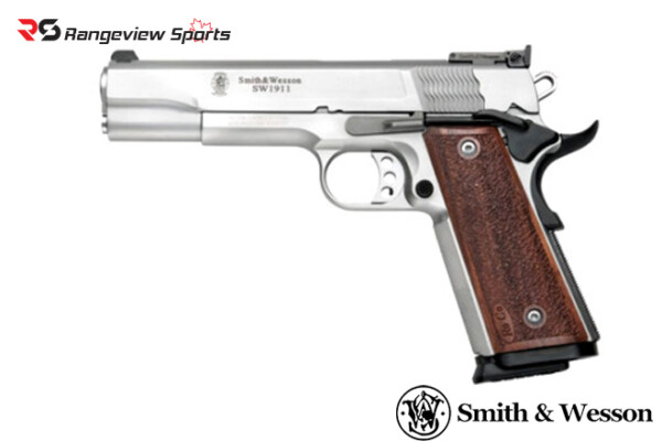 Smith And Wesson 1911 Pro Series 9 mm Rangeviewsports Canada