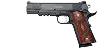 "Smith & Wesson 1911TA Enhanced, 45ACP, 5"", 8rnd, Blk"