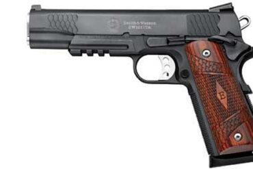 "Smith & Wesson 1911TA Enhanced, 45ACP, 5"", 8rnd, Blk"