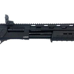 Lazer, Guardian, 12ga Pump Shotgun, Walnut Birdshead Stock
