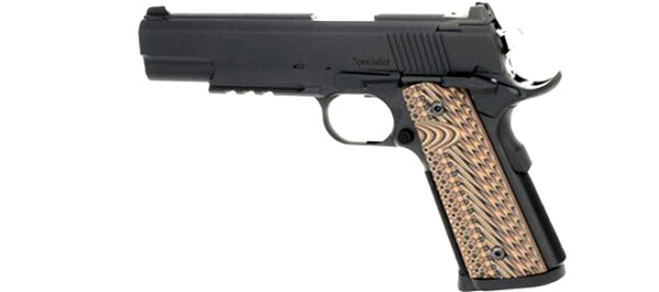 Dan Wesson Specialist .9mm