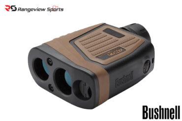 Bushnell Elite 7×26 1 Mile Con-X Brown Laser Rangefinder Rangeviewsports Canada