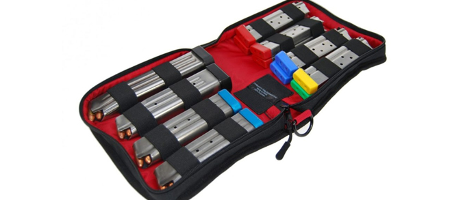 CED Canada Zippered Magazine Storage Case
