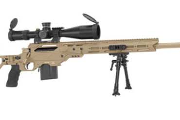 Cadex CDX-30 Guardian Lite, 6.5 Creedmore, 24″ Barrel, Tan