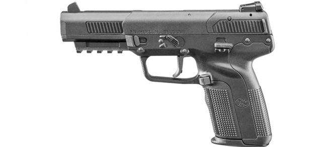 FN Five-Seven Pistol 5.7x28mm 10rd Black rangeview sports