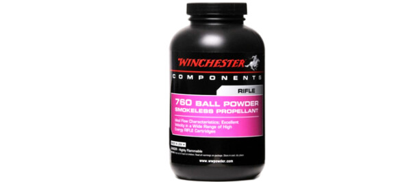 Winchester 760 Ball Powder 1LB