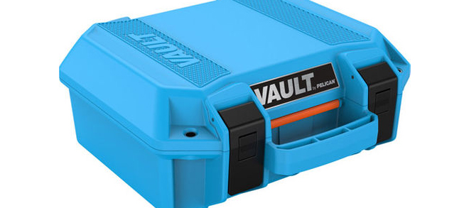 Pelican Vault V100 Small Case, Blue
