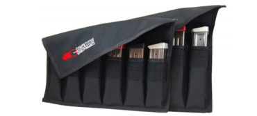 CED Magazine Storage Pouches - 6pk Extended