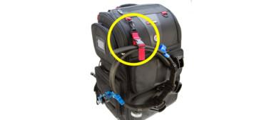 CED RangePack Extra Rig Strap, Black