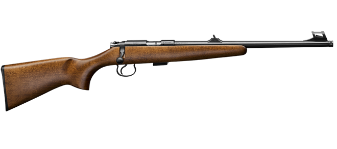 CZ 455 Scout, 22LR Bolt Action Rifle