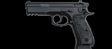 CZ 75 SP-01 Tactical, 9mm