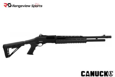 Canuck Sentry, 12ga Shotgun, Black, 24″ Rangeviewsports Canada