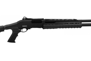 Canuck Sentry, 12ga Shotgun, Black, 24""