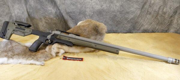 "Custom Remington 700 .260 Rem 26"" Barrel - USED"